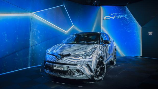 Primer contacto con el revolucionario Toyota C-HR