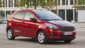 Conducimos el nuevo Ford Ka+ un urbanita lógico