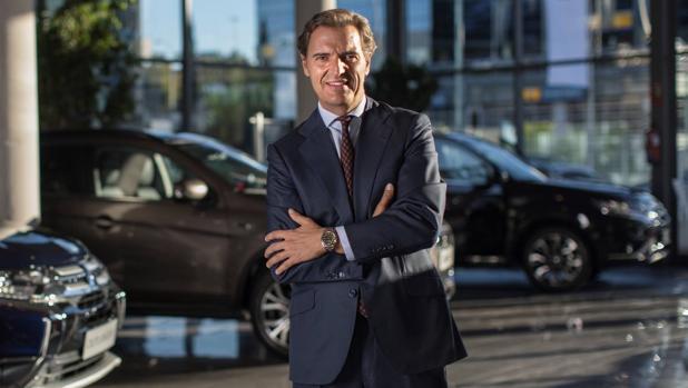 Mitsubishi España nombra a Jorge Belzunce nuevo Consejero Delegado