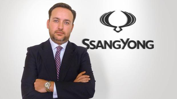 Tomás Galbis Sainz de Vicuña, ocupa el cargo de Director General Comercial de SsangYong España