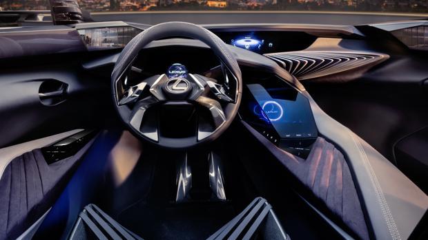 La conducción 3D, según Lexus