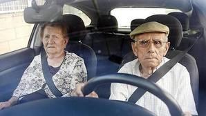Confirmado, los mayores de 65 no son un peligro al volante