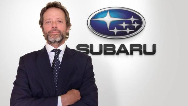 Carlos Olaso Echevarría, nuevo Director General de Subaru España