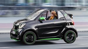 Todos los modelos smart de la cuarta generación tendrán versión eléctrica