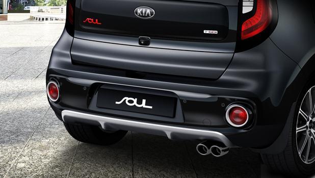 Cambios y nuevo motor para el Kia Soul