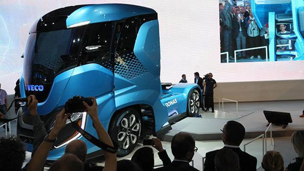 Iveco Z Truck, el camión del futuro