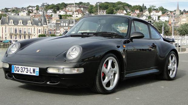 Porsche 993 Turbo de 1997