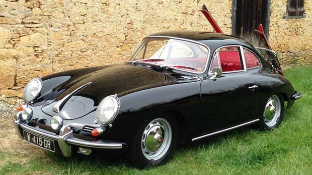 Porsche 356 BT6 de 1963