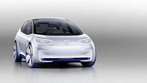 Volkswagen presenta en París su nuevo eléctrico I.D.