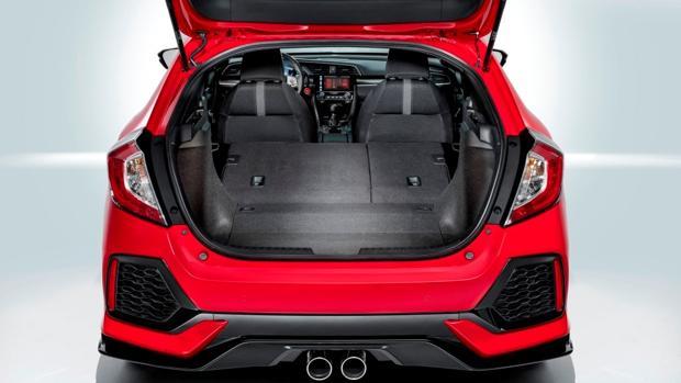 SALÓN DE PARÍS:  Honda presenta el prototipo Civic Type R