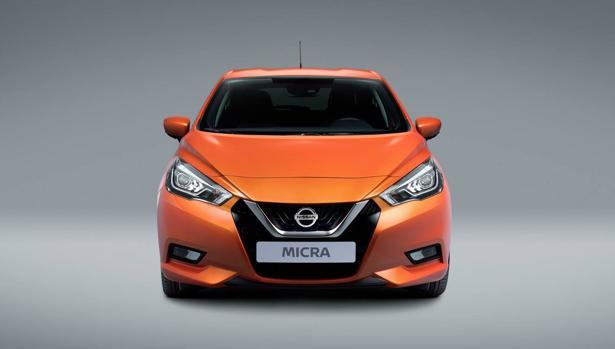 SALÓN DE PARÍS:  Nissan redefine su pequeño urbano Micra