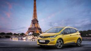 El Opel Ampera-e tendrá más de 500 km de autonomía
