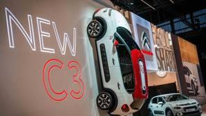 El nuevo C3, protagonista en el stand de Citroën