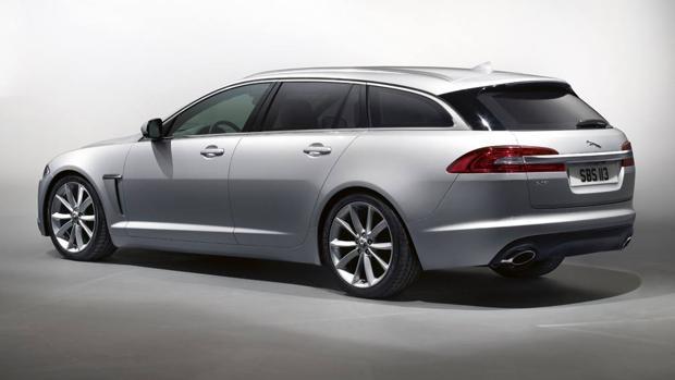 SALÓN DE PARÍS:  Jaguar confirma el nuevo XF Sportbrake