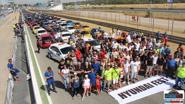 El Jarama fue una fiesta para Hyundai