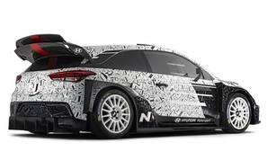 Espectacular WRC 2017 de Hyundai Motorsport
