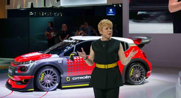 :  El nuevo C3, protagonista en el stand de Citroën