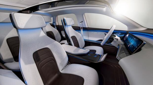 Mercedes Generation EQ, el futuro eléctrico de la estrella