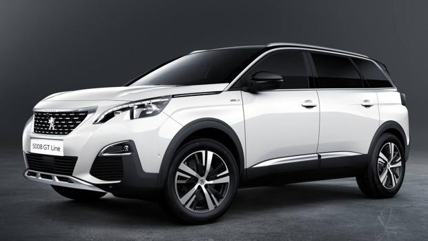 Siete plazas y SUV: nuevo Peugeot 5008