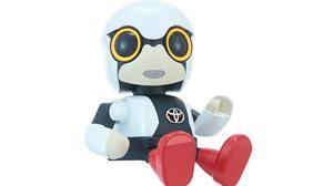 Toyota también vende robots