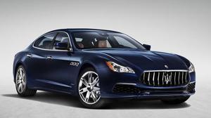 Las berlinas Ghibli y Quattroporte de Maserati se actualizan
