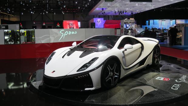 El GTA Spano se incorpora al garaje de Forza Horizon 3
