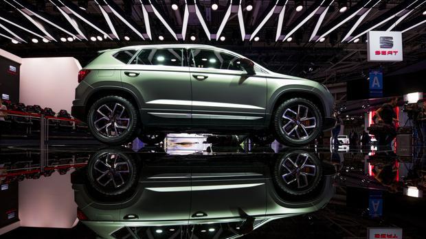 SEAT presenta sus modelos en 4D