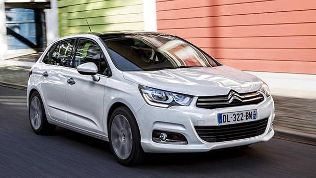 Los Citroën C4, ahora más conectados y mejor equipados
