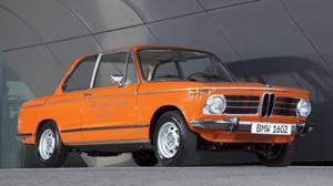 BMW 1602 Electric, el primer eléctrico de la marca bávara