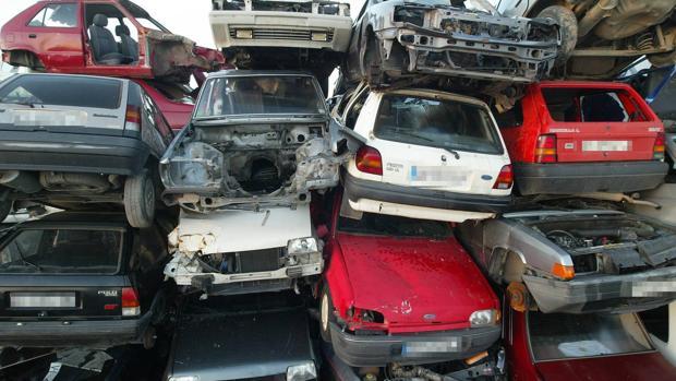 Más de la mitad de los coches usados vendidos en septiembre superaba los 10 años