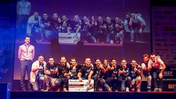 Universitarios de Elche y La Rioja, premiados en la IV Competición Internacional MotoStudent