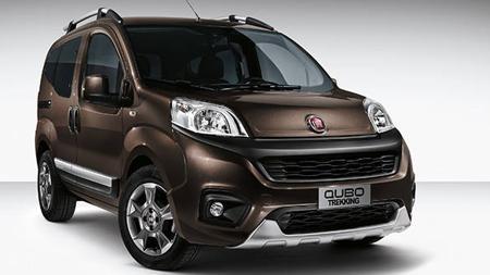 Fiat Qubo Trkking, más campero