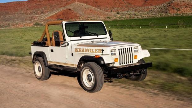 Jeep Wrangler es elegido el «Coche Clásico del Año 2016»