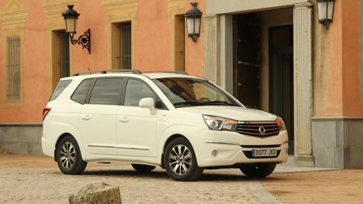 Los mejores vehículos para familias numerosas