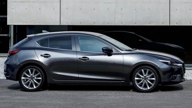 Mazda actualiza el compacto 3