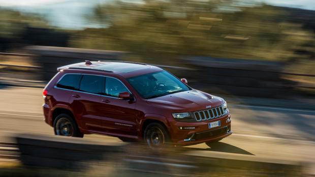 Novedades en el Jeep Grand Cherokee