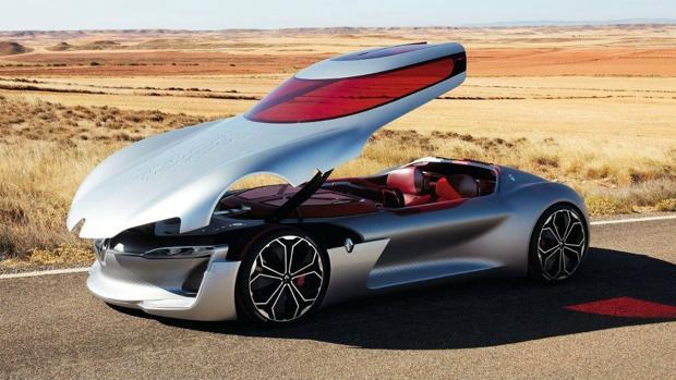 Los coches del Salón de París más valorados en internet