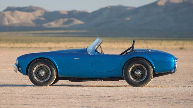 Shelby 260 Cobra, el coche americano más caro en subasta