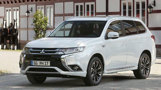 El Mitsubishi Outlander PHEV se actualiza con más equipamiento