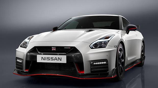 Espectacular frontal para el nuevo Nissan GT-R NISMO