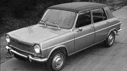 Así eran los coches más populares en los años 70