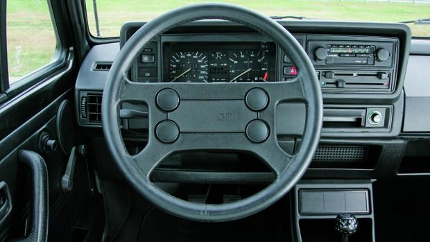 El Golf GTI visto a través de sus siete generaciones