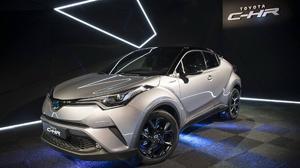 """Agotados los primeros 200 Toyota C-HR """"Launch Edition"""""""