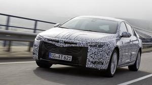 Primeras imágenes del nuevo Opel Insignia