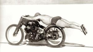 Sale a subasta la moto más rápida del mundo