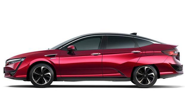 Honda Clarity Fuell Cell