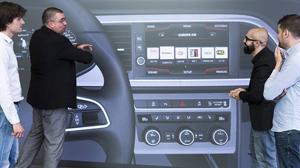 La pantalla del coche, ¿qué ha cambiado?