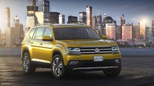 Atlas, el súper Volkswagen SUV que no llegará a España