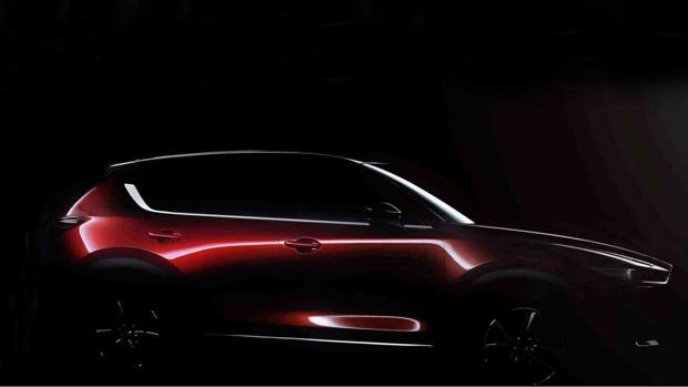 Primer avance del nuevo Mazda CX-5