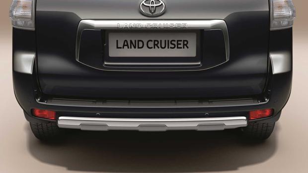 Customiza a la medida tu Land Cruiser